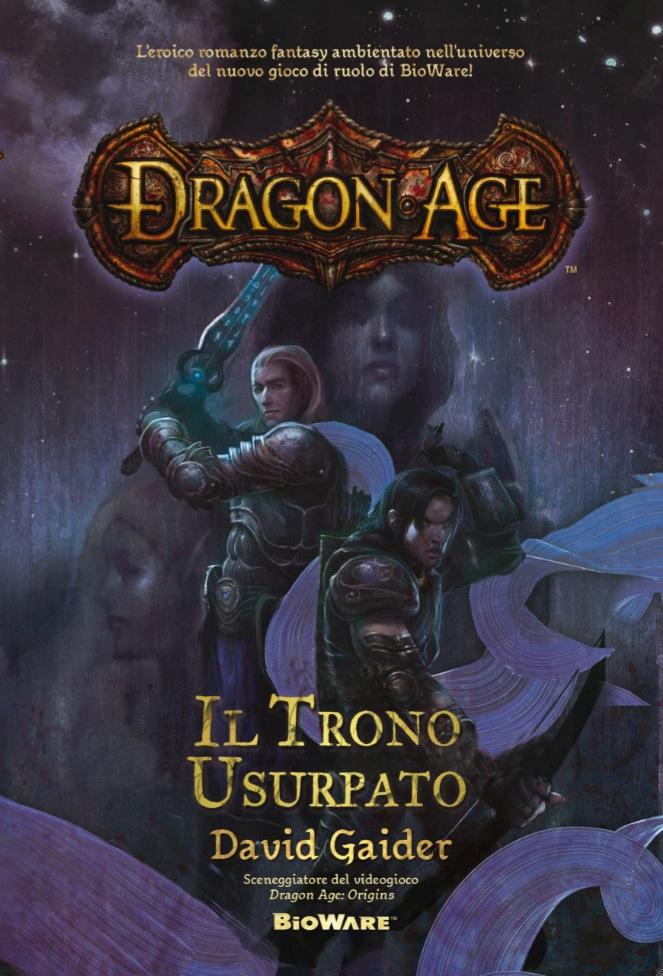 Annunciati i romanzi di Dragon Age: Origins
