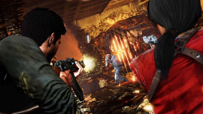 Imminente patch per Uncharted 2