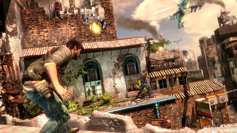 Uncharted 2 vince alla Writers Guild of America