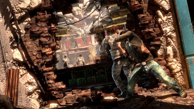Uncharted 3 svelato al VGA 2010?