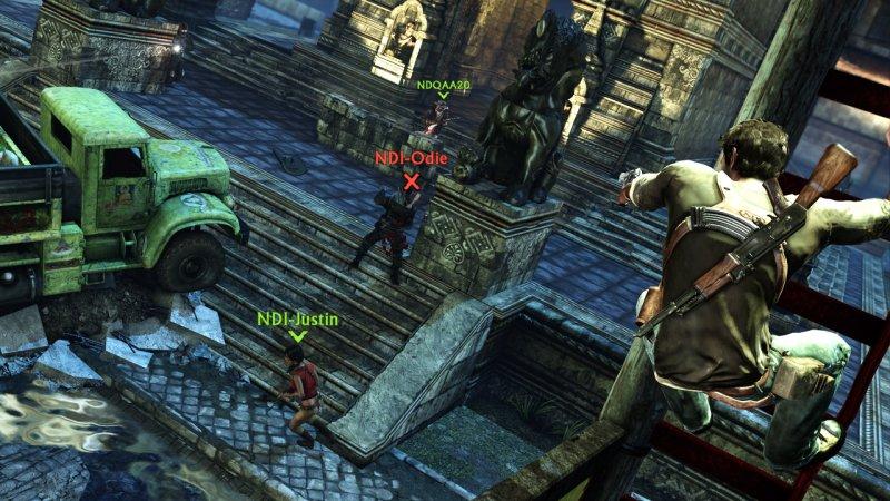 Espansioni al co-op di Uncharted 2 in arrivo