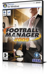Football Manager 2009 per PC Windows