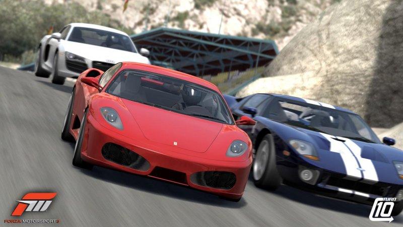 Nuove immagini per Forza Motorsport 3