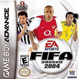 Fifa 2004 per Game Boy Advance