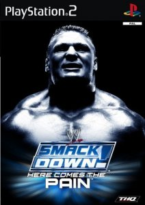 WWE Smackdown Here comes the Pain per PlayStation 2