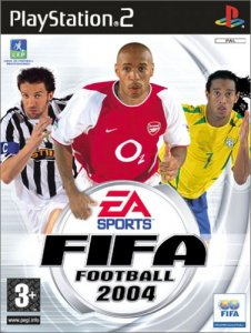 Fifa 2004 per PlayStation 2
