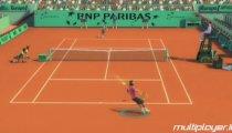 Grand Slam Tennis - Nadal vs Federer Gameplay