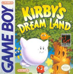 Kirby's Dream Land per Game Boy