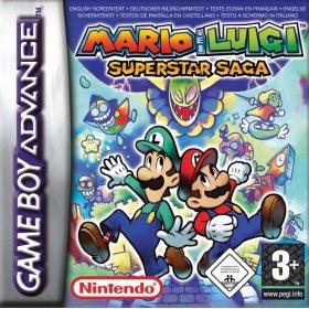 Mario & Luigi: Superstar Saga per Game Boy Advance