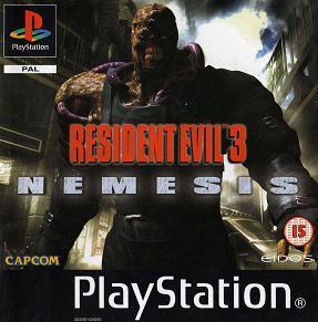 Resident Evil 3: Nemesis per PlayStation