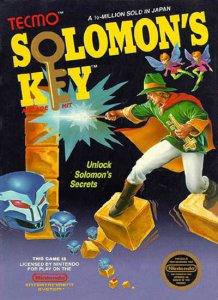 Solomon's Key per Nintendo Entertainment System