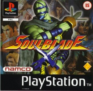 Soul Blade per PlayStation