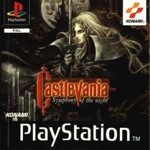 Castlevania: Symphony of the Night per PlayStation