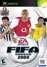 Fifa 2004 per Xbox