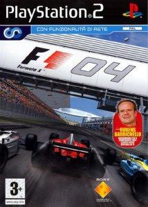 Formula One 2004 per PlayStation 2