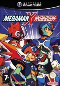 Mega Man X Command Mission per GameCube