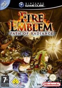 Fire Emblem: Path of Radiance per GameCube