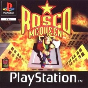 Rosco McQueen: Firefighter Extreme per PlayStation