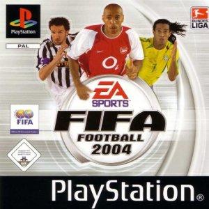 Fifa 2004 per PlayStation