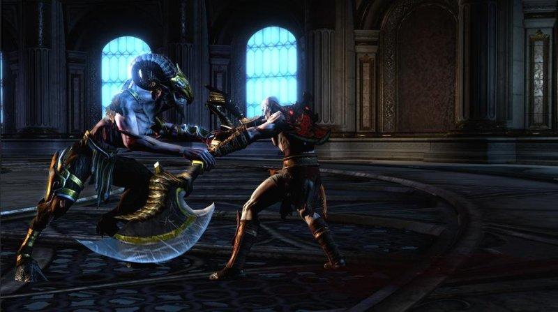 God of War III ha rischiato di essere un FPS