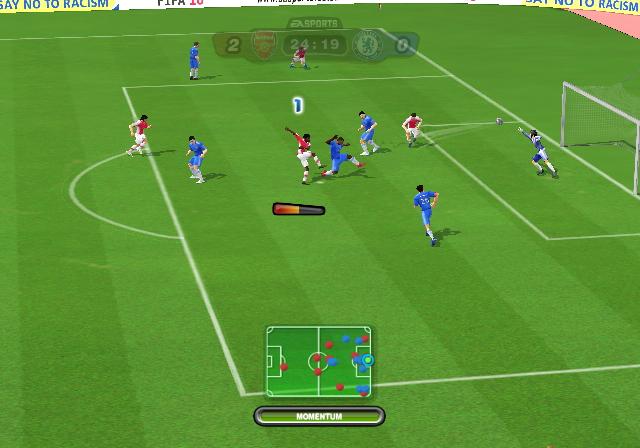 FIFA a tutto tondo