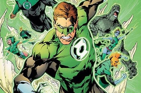"""Green Lantern verso il """"trattamento videoludico""""?"""
