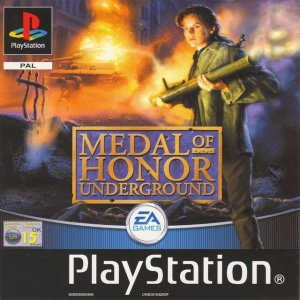 Medal of Honor Underground per PlayStation