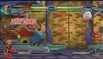 Tatsunoko vs Capcom - Gameplay