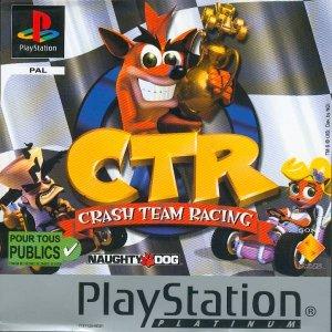 Crash Team Racing per PlayStation