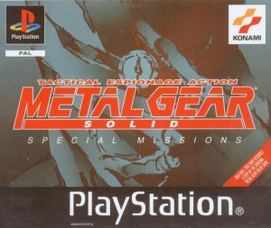 Metal Gear Solid: Special Missions per PlayStation