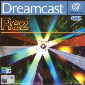 Rez per Dreamcast