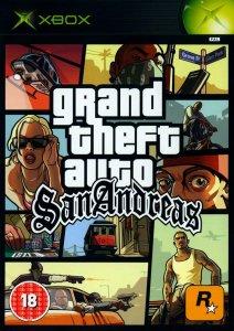 Grand Theft Auto: San Andreas per Xbox