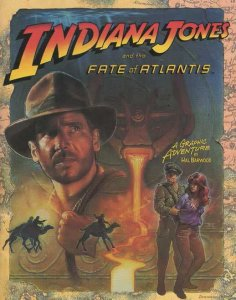 Indiana Jones And The Fate Of Atlantis per PC Windows