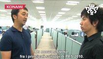 Pro Evolution Soccer 2010 - Porte Aperte con gli Sviluppatori di PES