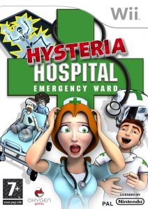 Hysteria Hospital: Emergency Ward per Nintendo Wii