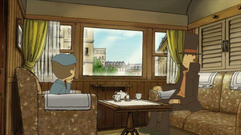 Il film del Professor Layton distribuito in Italia