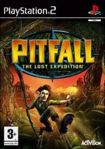 Pitfall: The Lost Expedition per PlayStation 2