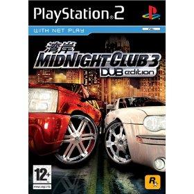 Midnight Club 3: DUB Edition per PlayStation 2