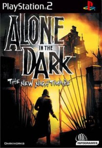 Alone in the Dark: The New Nightmare per PlayStation 2