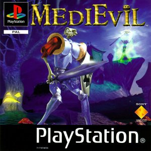 MediEvil per PlayStation