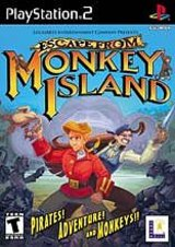 Fuga Da Monkey Island per PlayStation 2