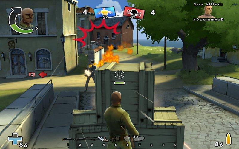 Cambiamenti all'economia di gioco di Battlefield Heroes
