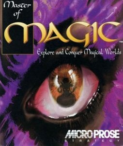 Master of Magic per PC MS-DOS