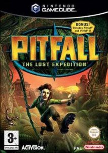 Pitfall: The Lost Expedition per GameCube