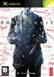 Fahrenheit (Indigo Prophecy) per Xbox