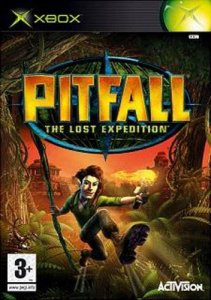 Pitfall: The Lost Expedition per Xbox