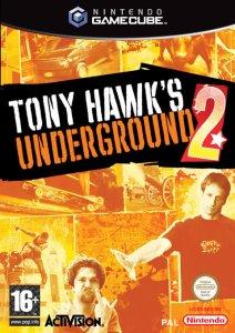 Tony Hawk's Underground 2 per GameCube