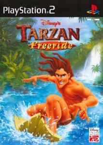 Tarzan Freeride per PlayStation 2