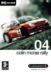Colin McRae Rally 04 per PC Windows