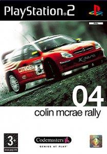 Colin McRae Rally 04 per PlayStation 2